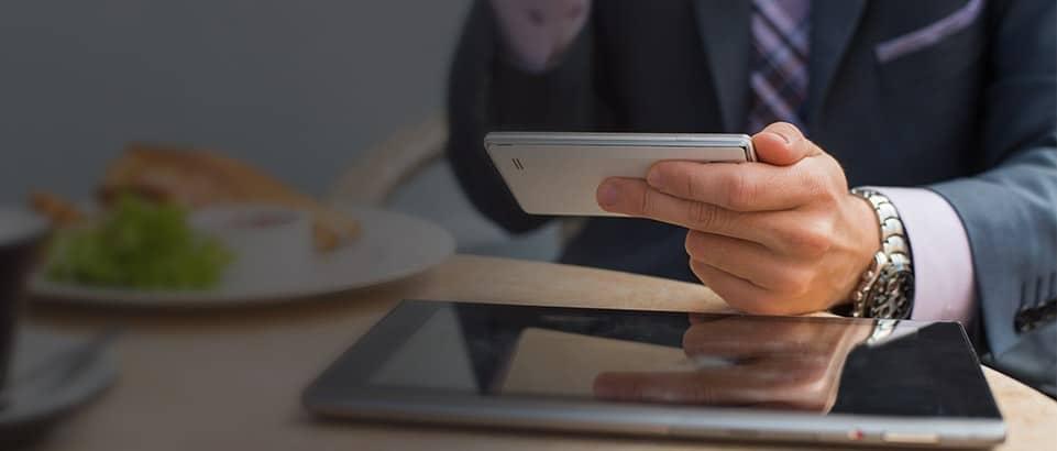 Smartphones tablets