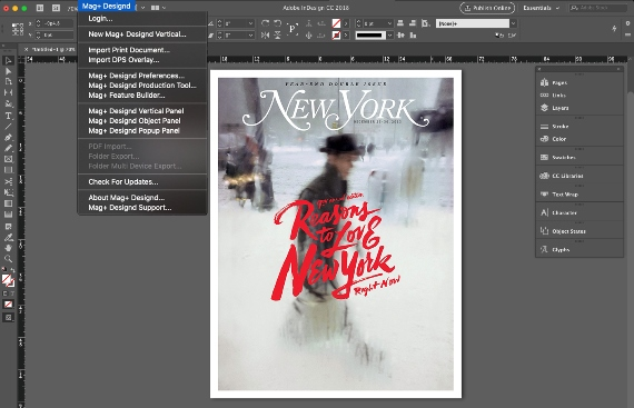 Making Apps with InDesign - Create iPhone App InDesign